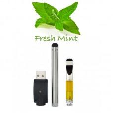 CBD Vape Pen With Pre-Filled 1ml Vape Cartridge - Fresh Mint