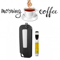 CBD Vape Pen Key Fob Vape Kit - Morning Coffee