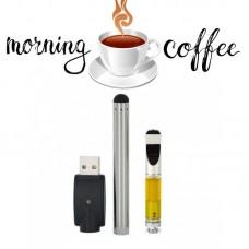CBD Vape Pen With Pre-Filled 1ml Vape Cartridge - Morning Coffee